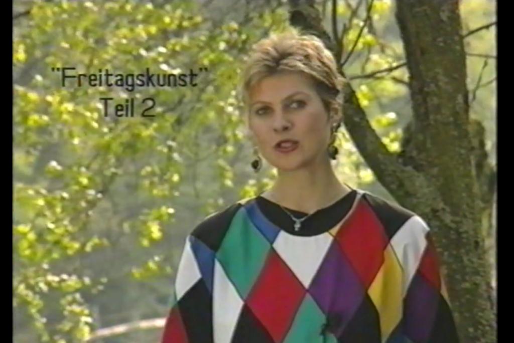 Bauserie Facettenreiche Frau, ca. 1991